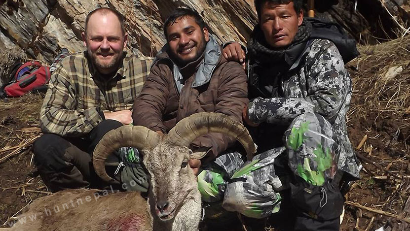 hunting after Nepal Earthquake